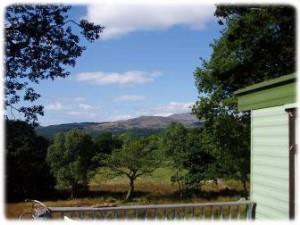 Llwyn yr Helm Home Park