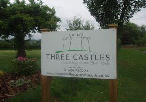 Three Castles Caravan Park