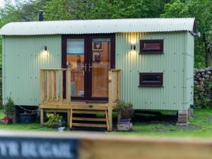 Dysynni Valley Shepherd's Hut