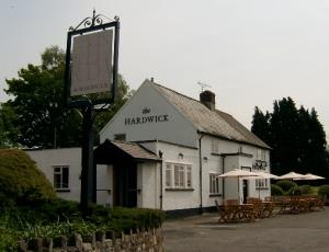 The Hardwick Restaurant with Rooms