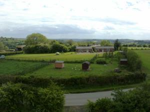 Aerial View of Blackthorn Meadow