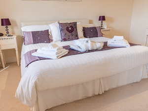 York Room - from £89/night based on 2 sharing