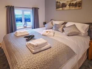 King size room with luxury ensuite