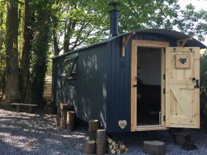 Angharad Shepherd's Hut