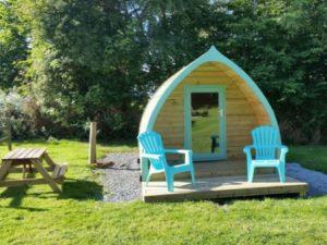 Daisy Bank Camping Pods