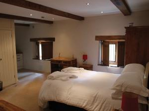 Bedroom at the Rock and Fountain