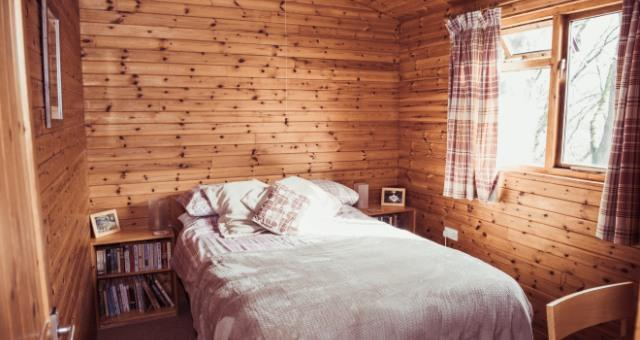 Porthouse Wood Cabins