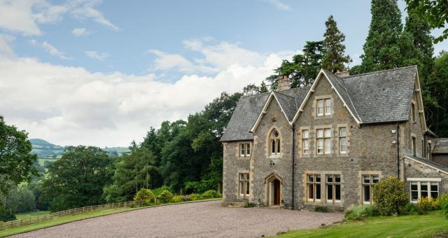 Brynderwen Hall