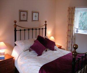 Crakehall Watermill Cottage Bedroom