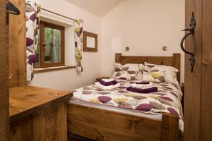 Fox Cottage Bedroom